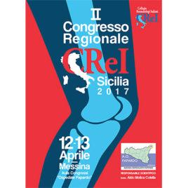 II Congresso Regionale CREI Sicilia 2017 <br>12-13 Aprile 2017