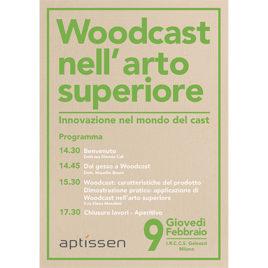 Woodcast nell'arto superiore <br>9 febbraio 2017