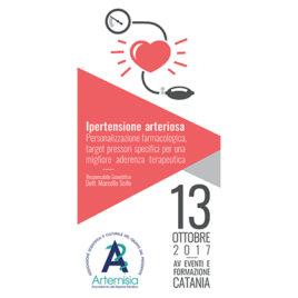 Ipertensione arteriosa: Personalizzazione farmacologica, target pressori specifici per una migliore aderenza terapeutica <br>13 Ottobre 2017