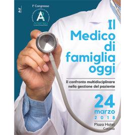 1° Congresso Artemisia – Il Medico di Famiglia oggi <br>24 Marzo 2018 Catania