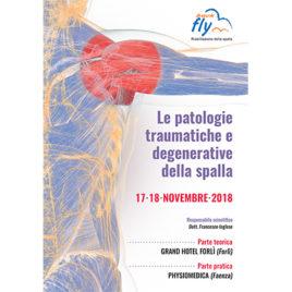 Le patologie traumatiche e degenerative della spalla <br>17-18 Novembre 2018