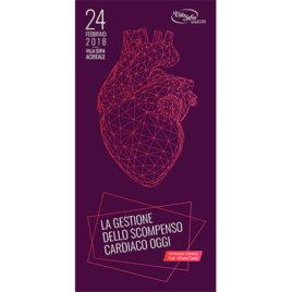La gestione dello scompenso cardiaco oggi <br>24 Febbraio 2018