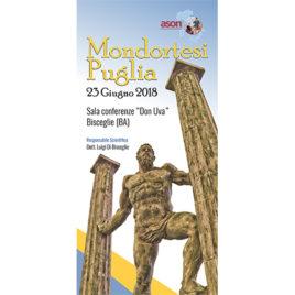 Mondortesi Puglia <br>23 Giugno 2018