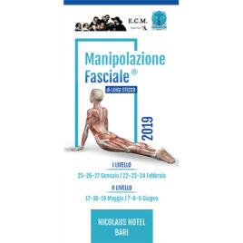 Corso di Manipolazione Fasciale ®: Metodo L. Stecco I° e II° Livello 2019