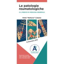 Le patologie reumatologiche e il Medico di Medicina Generale <br>15 Dicembre 2018