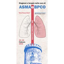 Diagnosi e terapia nella cura di asma e BCPO <br>22-23 Febbraio 2019