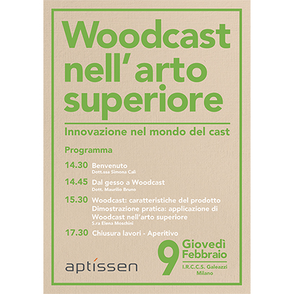 Brochure woodcast