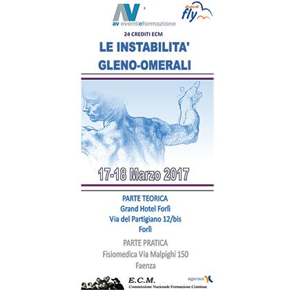 Brochure instabilita gleno-omerali