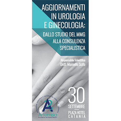 Brochure urologia e ginecologia