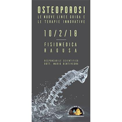 Osteoporosi 2018