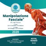 Il corso di Manipolazione Fasciale®, 1° e 2° livello, si rivolge agli operatori sanitari che hanno già completato la formazione di 3° livello.