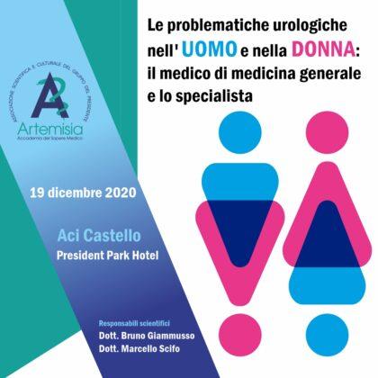Le problematiche urologiche nell'uomo e nella donna: il medico di medicina generale e lo specialista