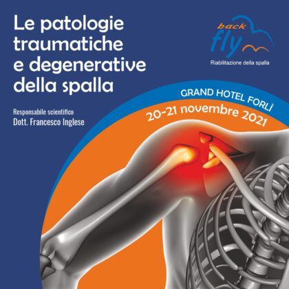 Le patologie traumatiche e degenerative della spalla 2021
